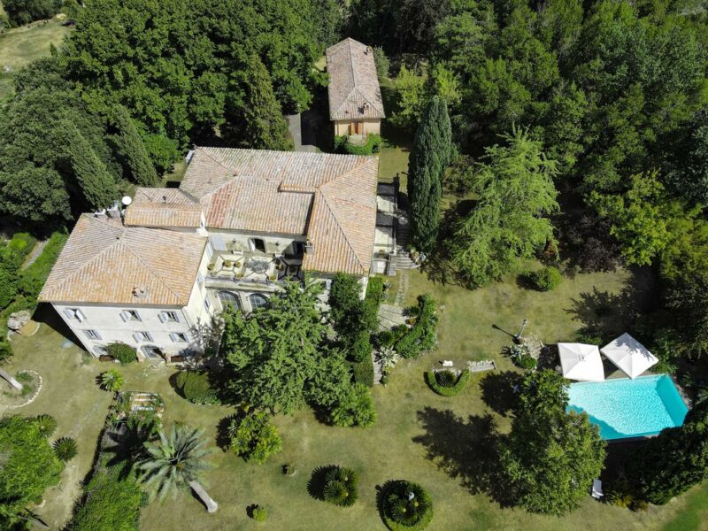 RE/MAX Collection Crystal, Rieti la villa, vista d'insieme